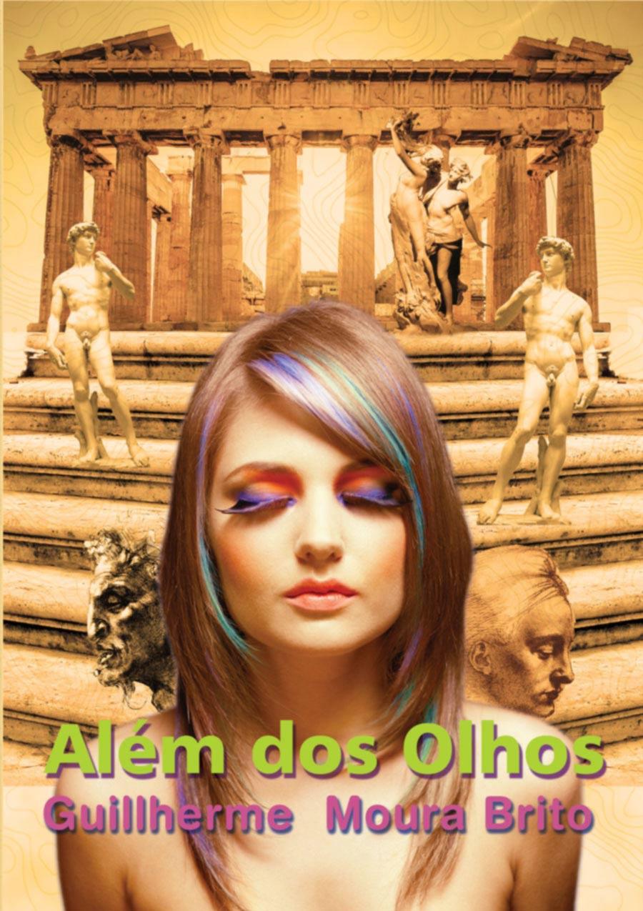 Guilherme Brito e a poesia do livro Além dos Olhos