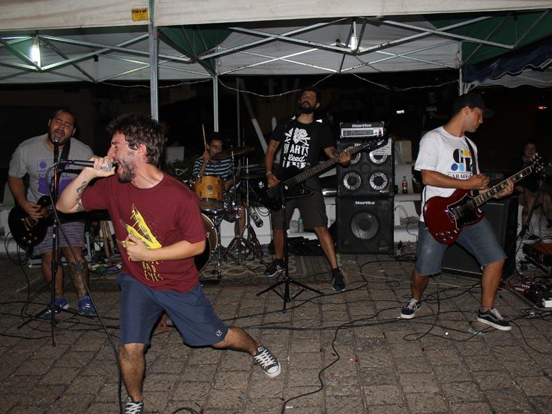 Fim de Semana HC com Garage Fuzz, Againe, DOD, Betterman, Churumi e Crasso Sinestésico