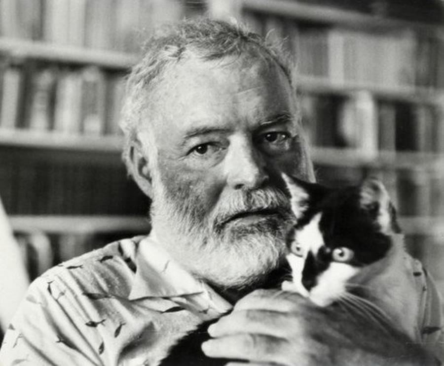 ErnestHemingway-cats