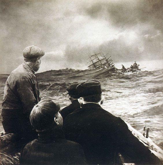 Fotografia de Francis J. Mortimer, 1911.