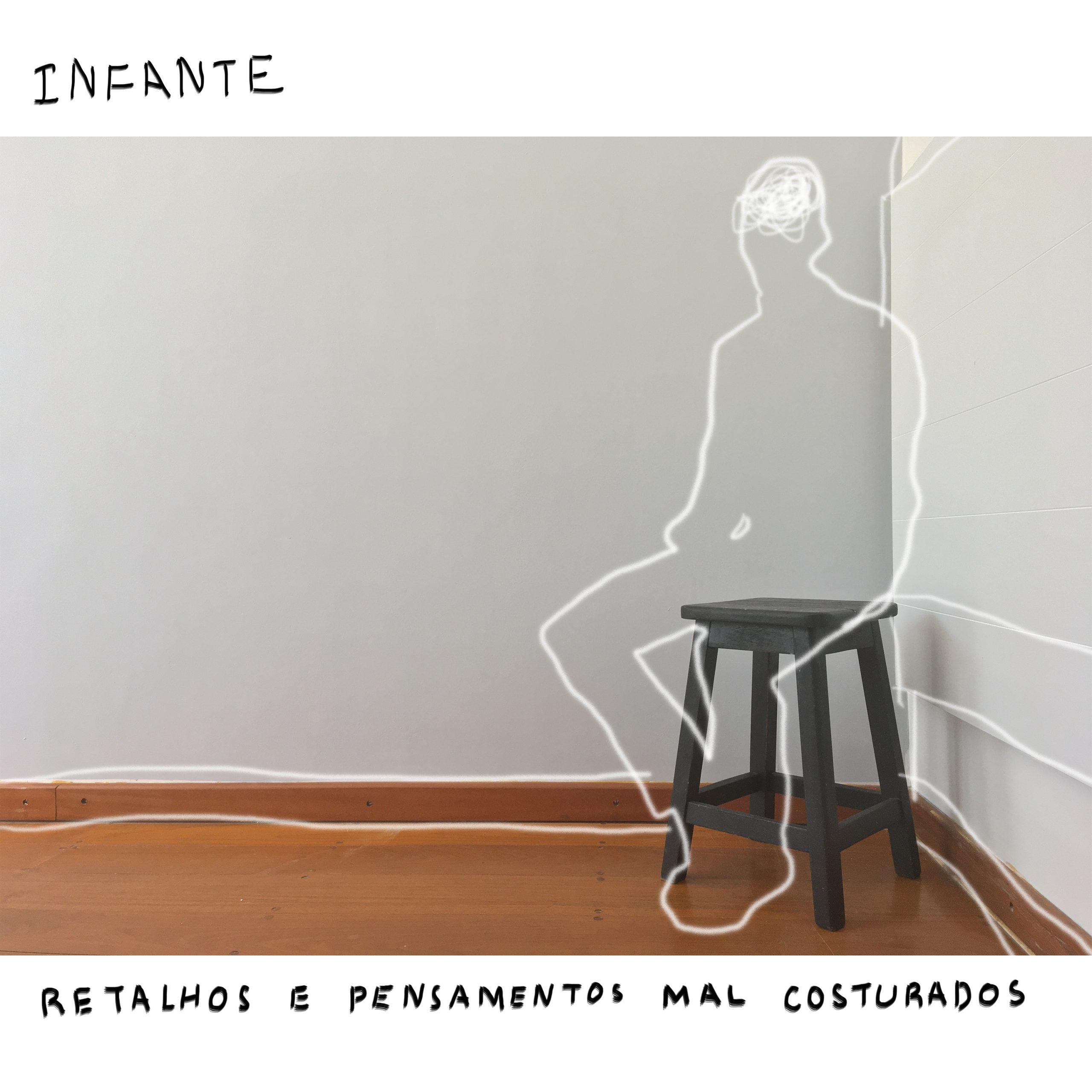 Capa do EP por Fernando Lodi