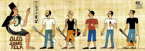 CD da banda